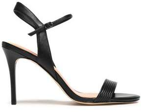 Halston Winnie Leather Sandals