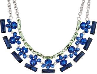 Isaac Mizrahi Live! Crystal Statement Necklace