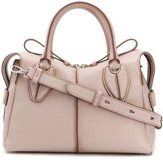 Tod's double zip small tote bag