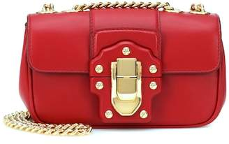 Dolce & Gabbana Mini leather crossbody bag