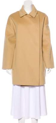 Giambattista Valli Knee-Length Wool Coat