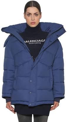 Balenciaga Nylon Down Jacket