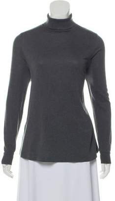 The Great Long Sleeve Turtleneck Top