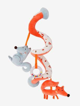 Vertbaudet Fox-Wolf Activity Spiral, for Babies