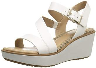 Easy Spirit Women's Isandra Wedge Sandal $79 thestylecure.com