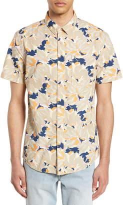 The Rail Print Woven Shirt