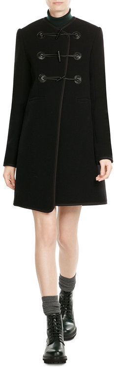 Carven Carven Virgin Wool Coat