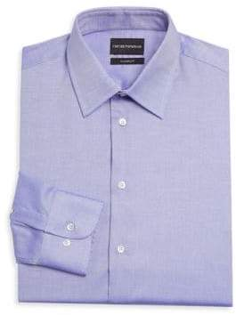 Emporio Armani Modern Fit Stretch Dress Shirt