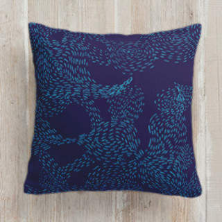 Underwater Square Pillow