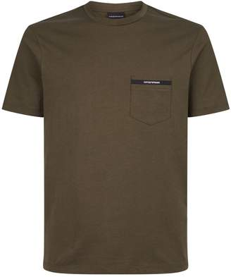 Emporio Armani Chest Pocket T-Shirt