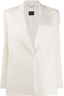 Magda Butrym structured button blazer