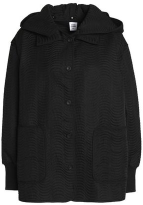 Opening Ceremony Quilted Hooded Jacket