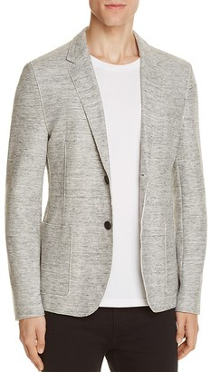 HUGO Agalto Jersey Knit Slim Fit Blazer $495 thestylecure.com
