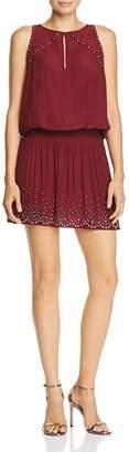 Ramy Brook Hilary Embellished Mini Dress