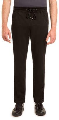 Stefano Ricci JOGGER PANT WITH OPEN BOTTOM