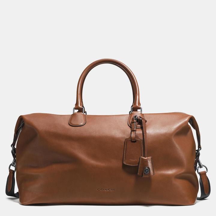 COACH Coach Explorer Bag 52 In Sport Calf Leather