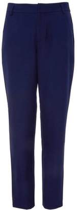 Dorothy Perkins Womens *Quiz Navy Tapered Leg Pocket Trousers