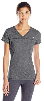 Head Women's High Jump Mesh Top