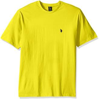 U.S. Polo Assn. Men's Big and Tall Big & Tall Crew Neck Small Pony T-Shirt, 2X