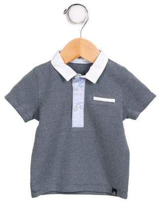 Jean Bourget Boys' Collared Polo Shirt