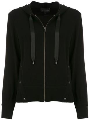 Libelula Alcaçuz hooded jacket