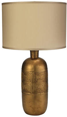 Jamie Young Kronos Table Lamp - Gold