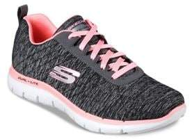 Skechers Flexapp Lace-Up Sneakers