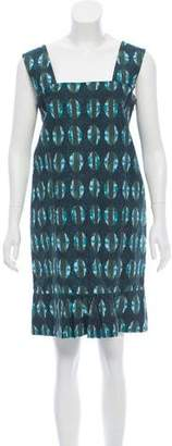 Marni Sleeveless Shift Dress