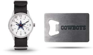 Unbranded Sparo Dallas Cowboys Watch & Bottle Opener Gift Set