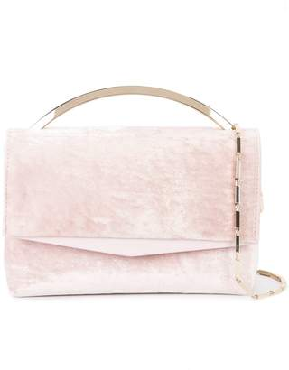 Eddie Borgo velvet shoulder bag