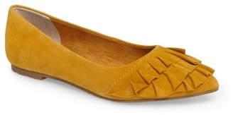 Seychelles Downstage Pointy Toe Flat (Women)