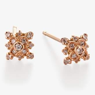 DAY Birger et Mikkelsen Kataoka Diamond Orchid Stud Earring