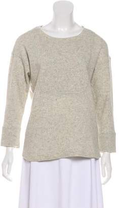 Etoile Isabel Marant Wool Scoop Neck Sweater
