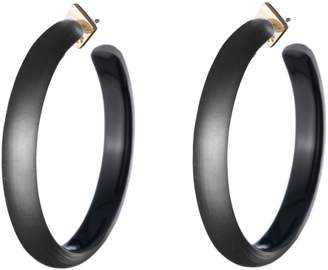 Alexis Bittar Large Lucite(R) Hoop Earrings