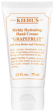 Kiehl's Grapefruit Scented Hand Cream, 75 mL