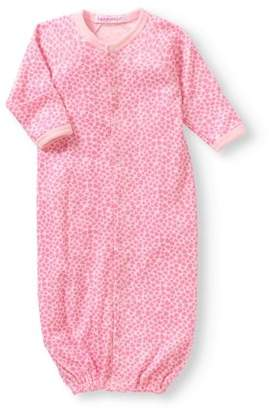 Baby Steps Newborn Baby Girl Convertible Gown