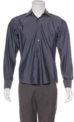 HUGO BOSS Boss by Slim-Fit Button-Up Shirt