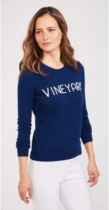 J.Mclaughlin Locale Vineyard Cashmere Sweater