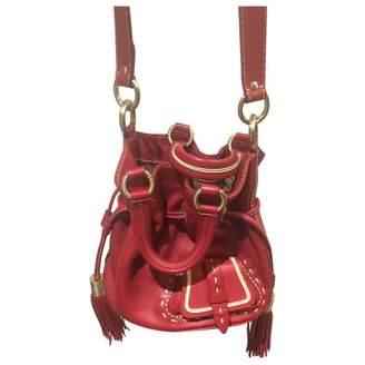 Lancel Brigitte Bardot leather handbag