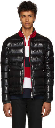 Moncler Black Down Aubert Jacket