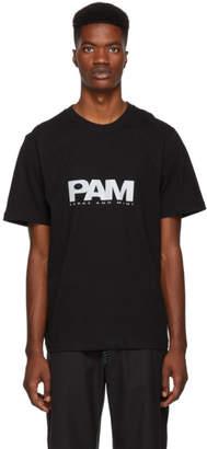 Perks And Mini Black Reflective Logo T-Shirt