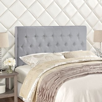 Modway Generic Clique Tufted Button Headboard, Multiple Sizes and Colors