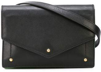 Sara Battaglia foldover belt bag