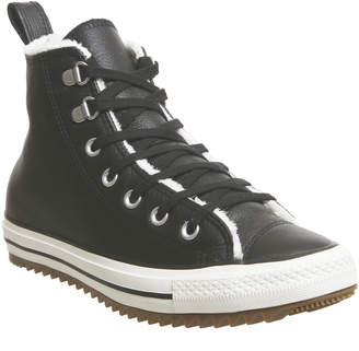 Converse Ctas Hiker Boots Hi Black Egret Gum