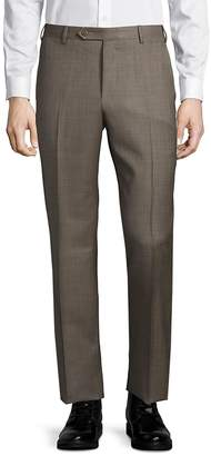 Zanella Men's Classic Wool Dress Pants