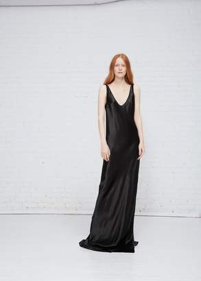 Lanvin Silk Long Dress