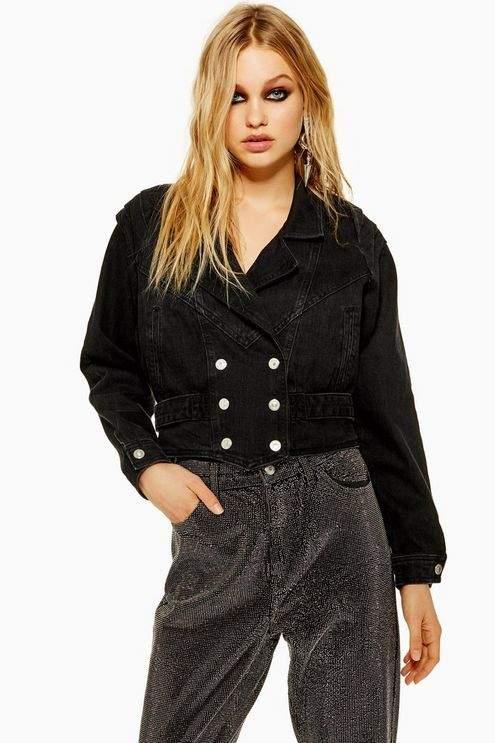 80's Denim Jacket