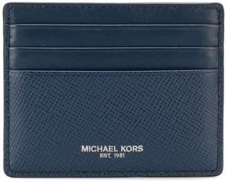 Michael Kors logo cardholder