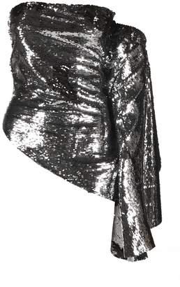 Paula Knorr Sequin Embellished Top