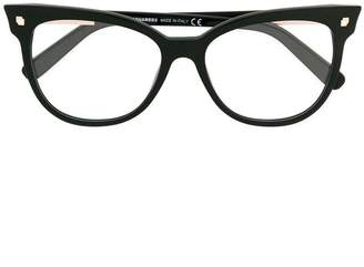 DSQUARED2 Eyewear cat eye glasses